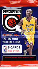 NBA Basketball Trading Cards 2015-16 Season