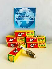 Bosch - Zündkerze - F6DC - Super Spark - Plug Bougie - mit Kupferkern - 6 Stück