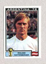 ARGENTINA '78 - Panini 1978 -Figurina-Sticker n 197 -HATTENBERGER-OSTERREICH-Rec