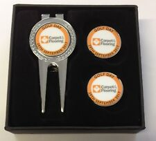 Golf Pitch Repairer/Divot Tool and Ball Marker Gift Set/Prize ( Golf Society)