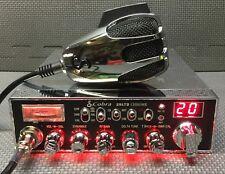 Cobra 29 Chrome - Red Light edition - Performance Tune + Receive Enhance + Echo
