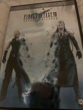Final Fantasy VII: Advent Children (Special Edition, 2 DVDs) (DVD, 2006)