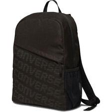 Converse Speed Wordmark Black Unisex Backpack (10005247-A01)