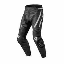 Leather Summer Rev'it Motorcycle Trousers