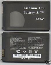 Lot 5 New Battery For Lg Lx265 Ux265 Ax265 Ux485 Gr500 Lgip-340N