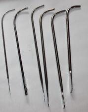 Old Sklar Haslam Aloe Medical Urethral Surgical Urology Serious Sounding Rods