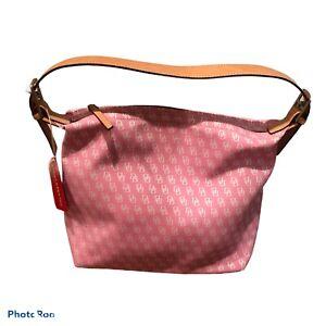 Dooney & Bourke Shoulder Bag Pink NWT GREAT CONDITION