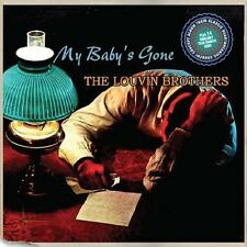 The Louvain Brothers-My Baby's Gone CD NEW George Jones/Charlie Walker/