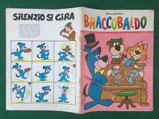 BRACCOBALDO n.8 Ed. Mondadori (1965) HANNA BARBERA Fumetto spillato Mensile