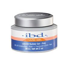IBD Hard Gel Led/UV Builder Gel PINK 2oz