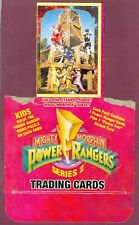 1994 Mighty Morphin Power Rangers Series 2 Trading Cards 75 TO 143 SEE LIST