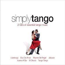 CD musicali, della musica del mondo Tango