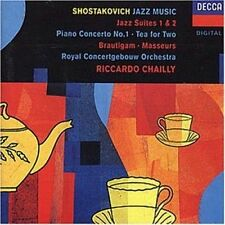 Schostakowitsch Jazz album (Decca, 1993) [CD]