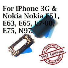 SPEAKER EAR PIECE BUZZER IPHONE E3G NOKIA 51 E63 E65 E7-00 E75 N97 REPLACEMENT
