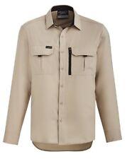 NEW Mens Outdoor Shirt Long Sleeve Syzmik ZW460