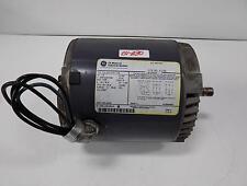 GE MOTORS & INDUSTRIAL SYSTEMS A-C MOTOR 1/3HP  5K49FN4138