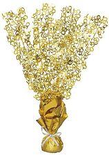 Hochzeitstisch Dekoration in Gold