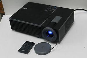 Dell 1409X - DLP projector - 2500 ANSI lumens - XGA (1024 x 768) - 4:3, 680hrs