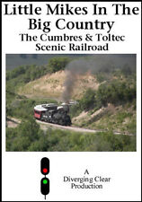 Little Mikes in the Big Country Cumbres & Toltec Scenic DVD C&TS D&RGW Mikados