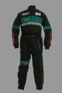 New Mans Ford ST Racing Motorsport Mechanics Overall, Workwear Work Suit