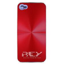 """Carcasa Aluminio para IPHONE 4 4S , Color ROJO,  """"ENVÍO DESDE ESPAÑA""""  i33"""
