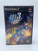 Sly 3: Honor Among Thieves (Sony PlayStation 2, PS/, 2005) - Tested. Complete.