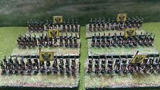 6mm Napoleonic Austrian Infantry, Baccus Booster Pack