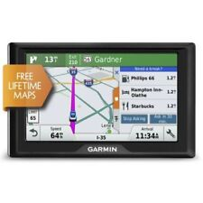 Garmin Drive 50 USA + CAN LM GPS Navigator System with Lifetime map in white box