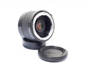 Nikon TC-200 Manual Focus 2x Ai Teleconverter. FX digital & film.