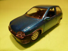 GAMA 1005 OPEL CORSA  - BLUE 1:43 - EXCELLENT CONDITION