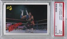 1990 Classic WWF Bret Hart #45 PSA 9