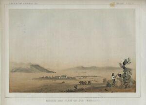 "1853 (1856)  ""Mission and Plain of San Fernando"""