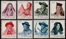 ✔� Portugal 1947 - Traditional Costumes - Sc. 675/682 * Mnh Cv 155$ [Ts004]