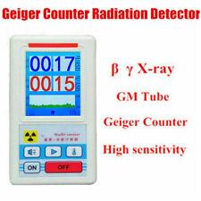 Digital Geiger Counter Beta γ X-ray Nuclear Radiation Detector Dosimeter Meter