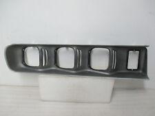 Mopar NOS 1971 Dodge Charger R/T, Left Hand Rear Tail Lamp Bezel Argent 3587449