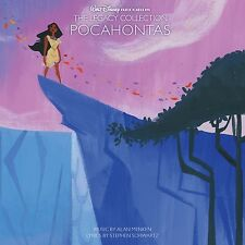 POCAHONTAS - 2CD COMPLETE SCORE - LIMITED EDITION - ALAN MENKEN