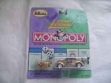 "Voiture/Vehicle Monopoly Willy's ""Johnny Lightning"" réf PM156 neuve emb."