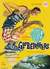 More details for harlem globetrotters 1964 world illustrated tour programme england france italy