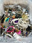 15Lbs Broken Jewelry Lot for Crafting or Jewelry Making FC705