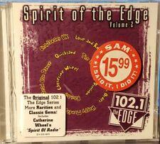 Spirit Of The Edge Volume 2 - 102.1 The Edge / CFNY (CD 1996) New Order Pixies