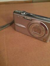 Panasonic Lumix Fotoapparat DMC-FX30 silber, MEGA O.I.S 28mm