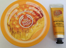 The Body Shop Honeymania Body Butter 200 ML + Honeymania Hand Cream 30 ML