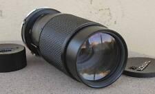 Nikon AIS Mount Tamron 70-210mm F3.8-4 Adaptall 2 Telephoto Zoom lens AI-S