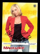 Isabela Hübner Marienhof Autogrammkarte Original Signiert # BC 82967