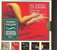 PARNI VALJAK 5 CD Box Original Album Collection  Croatia Hit Best Vol 1 Ugasi me
