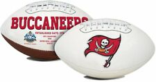 NFL Tampa Bay Buccaneers Signature Series Team Full Size Football Brand New