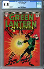 Green Lantern #49 CGC 7.5