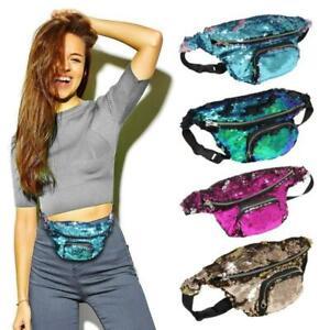 Women Girl Bum Bag Fanny Pack Travel Waist Money Belt  Pouch Holiday Wallet Gift