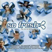 SO FRESH Hits Of Winter 2004 Nickelback Maroon 5 Eamon Avril Lavigne Beyonce
