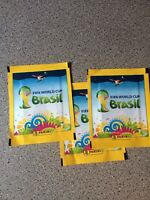 Unopened Panini Brazil 2014 Stickers UK Version